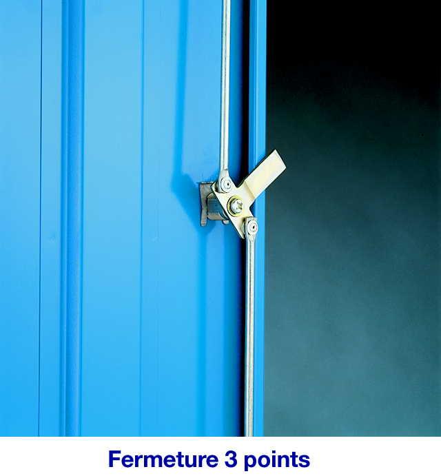 Systeme fermeture porte meuble id es de - Porte fermeture 3 points ...
