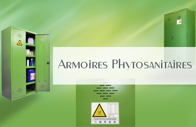 Armoires Phytosanitaires