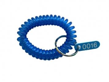 06 - bracelet numerote