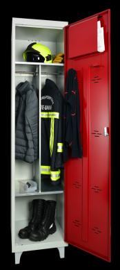 Vestiaire Pompier Série S