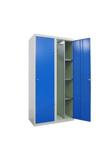 armoire ski 2 portes