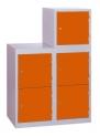 Casiers modulaires et Combiblocs