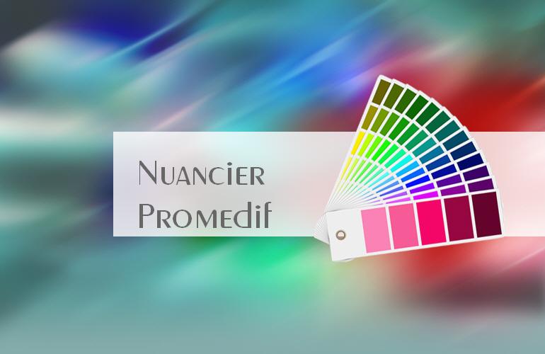 Le Nuancier Promedif